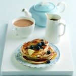 Blueberry Hot Cakes